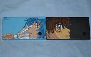 Full Metal Panic DSi's by kikyo4ever