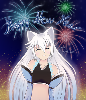 Light of the New Year by WhiterStar