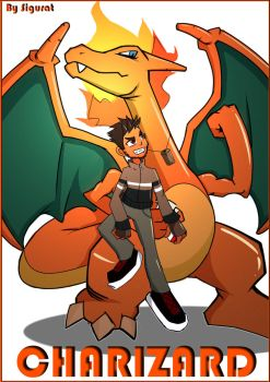 Charizard and Me by sigurat