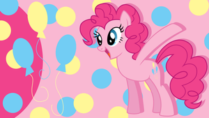 Pinkie Wallpaper by PrincessMedley13