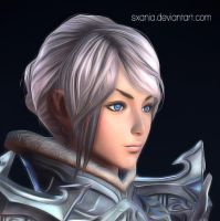Doodle retouch by Sxania