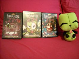 Invader Zim collection by rumiko18