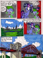 Twilight Sparkle and the Big City Page 12 by newyorkx3