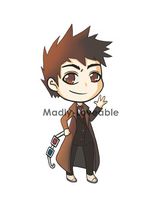 Tenth Doctor by Madly-Loveable