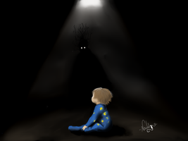 Among The Sleep by AyanamiNaidelyn
