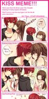 Kiss Meme with HUSBUUU by Hachiimi