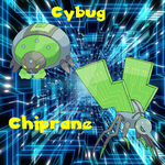 Cybug and Chiprane - Contest Entries by ReallyDarkandWindie