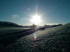 first frost 2014 by harrietbaxter
