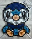 Sitting Piplup by PerlerPixie