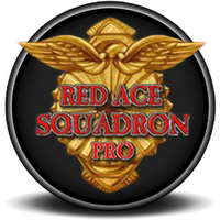 Red Ace Squadron png 256 icon by KingReverant