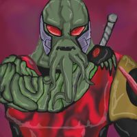 Ben 10 Alien Force: Vilgax by dragonfire53511