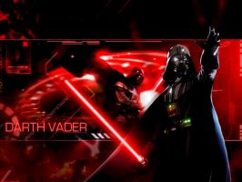 Darth Vader by DANCE-of-COBRA