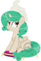 .:Minty Cookie Dough:. Your New Ruler by saramanda101