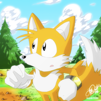 Tails - Movie Style 1996 by super-tuler