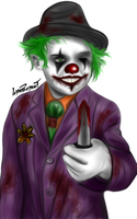 The child Joker. by Indiependent1
