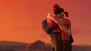TF2 West Love by NevoBASTER