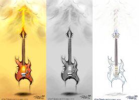 Guitar concept by bigspin