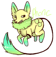 Phonic by GumiChewz