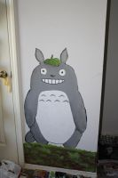Totoro by EMGrapes