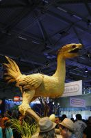 Gamescom 2013 Chocobo by wuki
