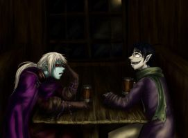 Tavern Talks by Atrieisan