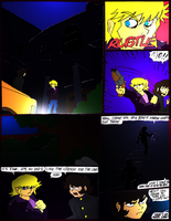 Rise of The Devilman- 27- Jumping at shadows by NickinAmerica