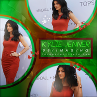 Photopack de Kylie Jenner by ColorsPhotopack