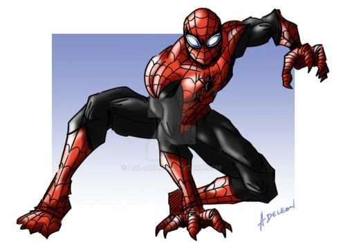 Superior Spider-Man by ADL-art