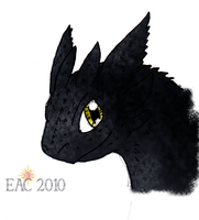 HTTYD-Toothless 3 by rosa-pegasus
