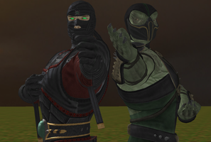 Deadly Alliance Part 1 by RCyclone