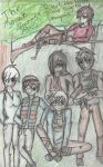 ROTFBTD: The Maze Runner Au by 1WolfieFrost1
