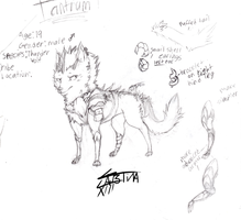 Tantrum concept sketch by Faustina13