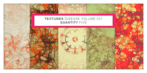 Texture Set 001 by dannielle-lee