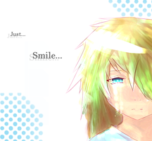 -- Just Smile -- by Reo-chii