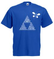 Zelda navi triforce shirt by knil-maloon
