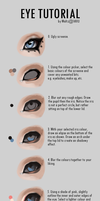 Eye Tutorial by IMVUWaltz