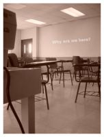Classroom by KrizzY