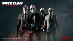 Payday The Heist - Wallpaper by RobatXD