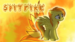 Spitfire Wallpaper by CKittyKat98