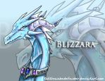 Blizzara by DragonCid