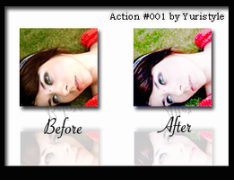 Action 001 by yuristyle