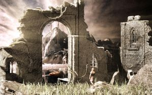 Ruins by alonsomm