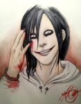 Jeff The Killer by XoExo