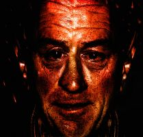 the devil de Niro by moppaa