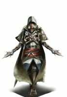 Assasin's creed IV by Lucik89