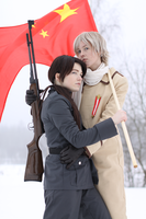 APH: Love like winter by sshameless