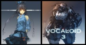 VOCALOID3 by ProgV