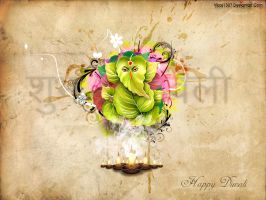 ...::: Happy Diwali :::... by vikas1307