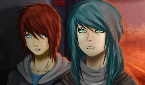 .: Choose the Difference :. by Eien-no-Yoru