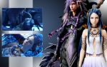 Final Fantasy 13-2 Caius and Yeul by xNaschi